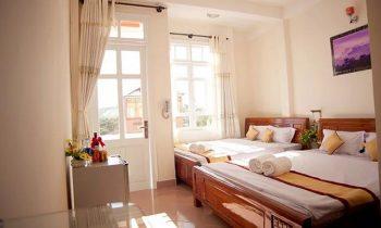 Top 10 khách sạn Đà Lạt có giá rẻ gần trung tâm thành phố