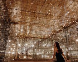 """Săn ảnh ở """"vương quốc ánh sáng"""" siêu mới tại Đà Lạt dịp Tết"""