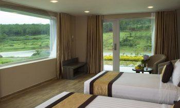 2 villa Đà Lạt đẹp miễn chê dành cho gia đình nghỉ dưỡng trong dịp tết này