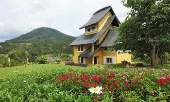 Du xuân Đà Lạt, thư giãn bất tận tại làng Pháp đẹp như cổ tích